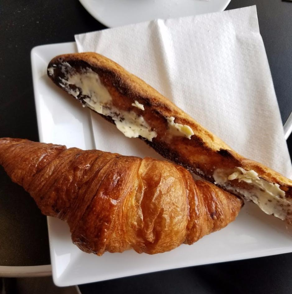 petite déjeuner française